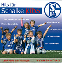 Cover Hits f�r Schalke Kids